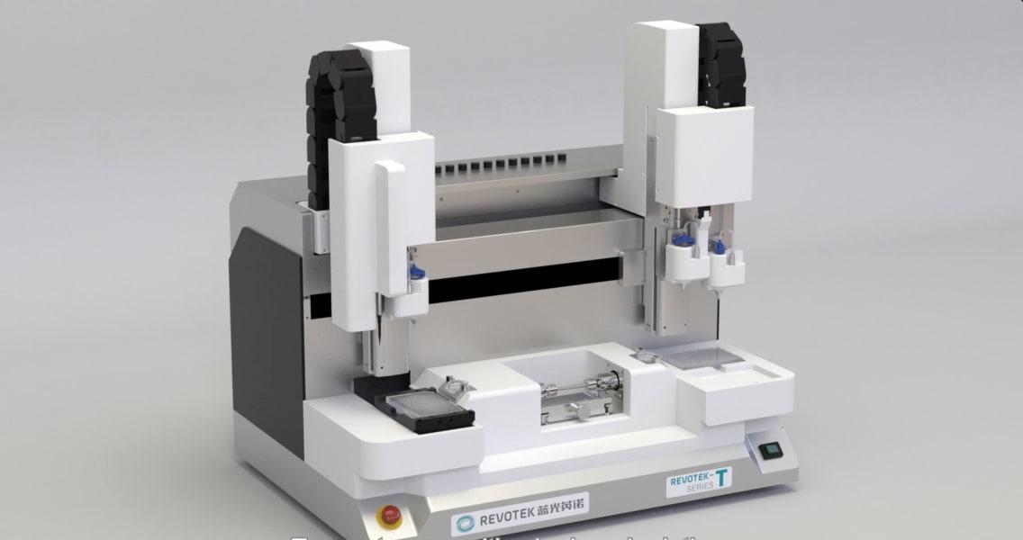 China 3D bio-printer