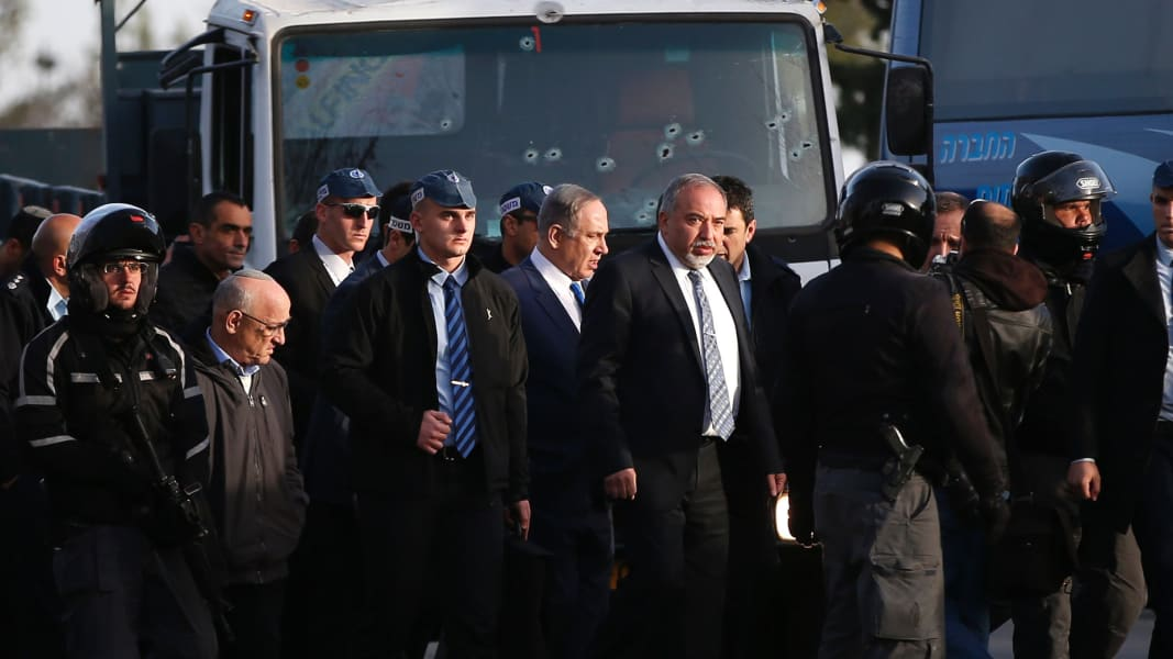 15 Jerusalem vehicle attack 0108