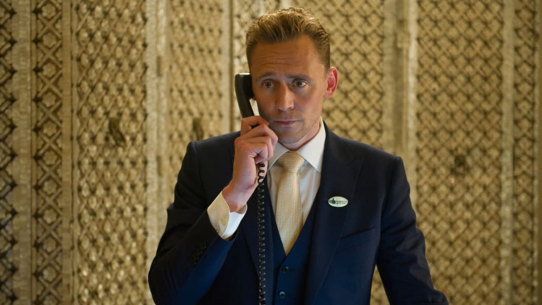 The Night Manager - Tom Hiddleston