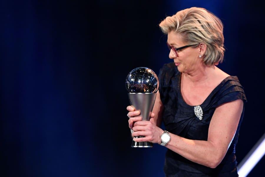 silvia neid fifa awards