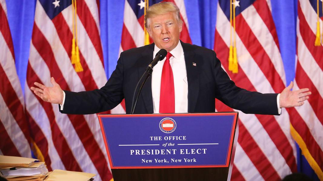 Trump presser 0111