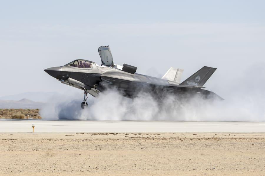 F-35b tease
