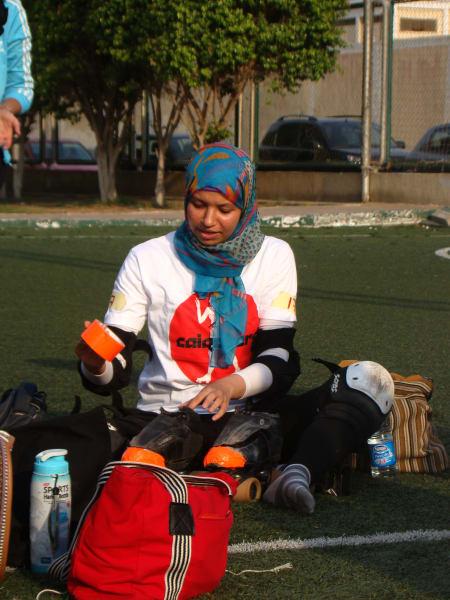 Egypt Roller Derby
