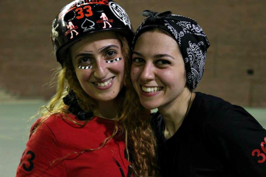 Egypt Roller Derby NOT FOR REUSE