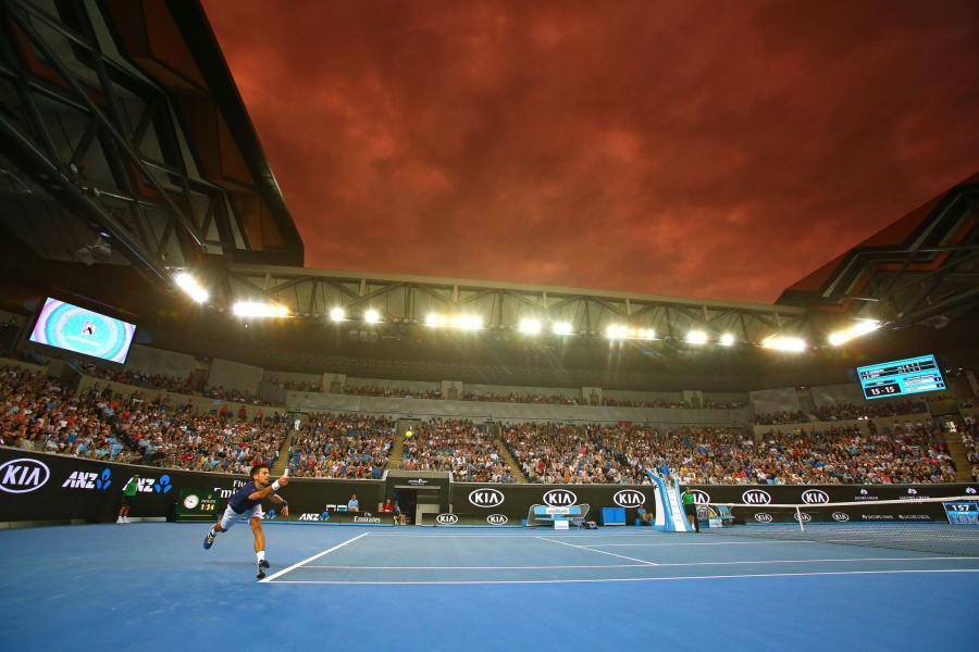 australian open day one 9
