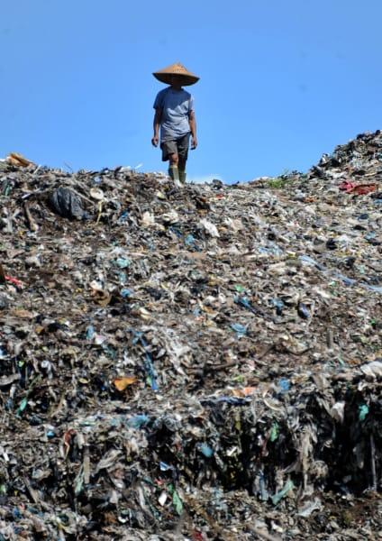 indonesia plastic pollution