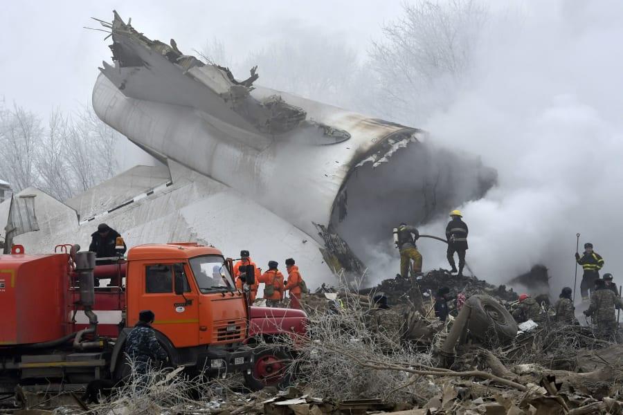 08 Kyrgystan plane crash 0116