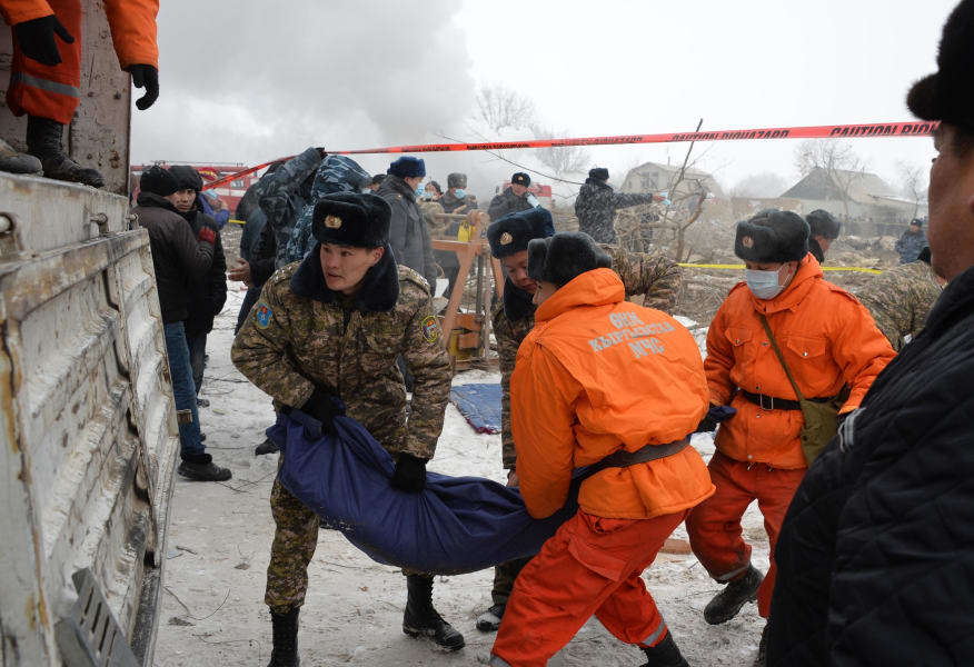09 Kyrgystan plane crash 0116