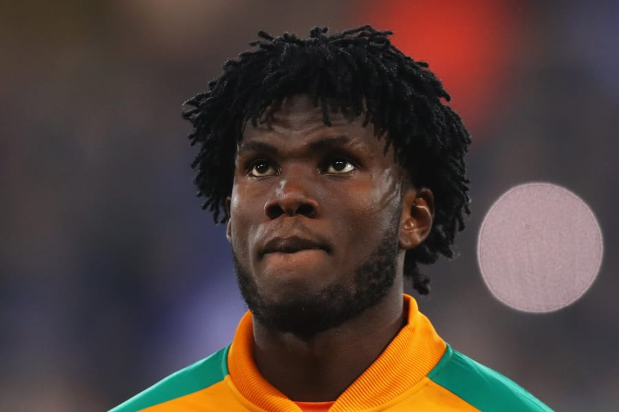 AFCON Ivory Coast Franck Kessie