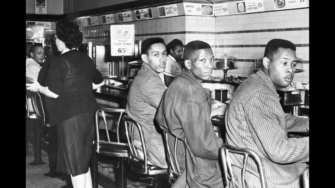01 civil rights sit ins RESTRICTED