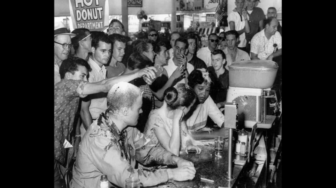 08 civil rights sit ins