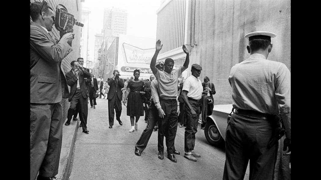 09 civil rights sit ins