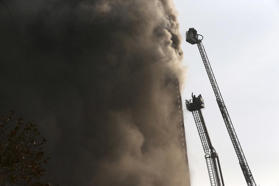09 Tehran Iran Plasco building fire 0119