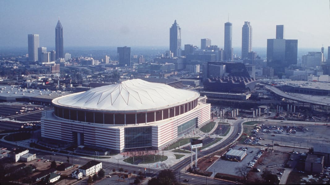 01 Georgia Dome
