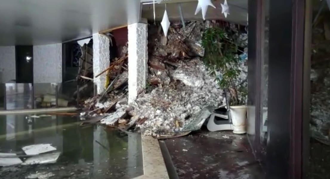 09 italy earthquake avalanche 0119