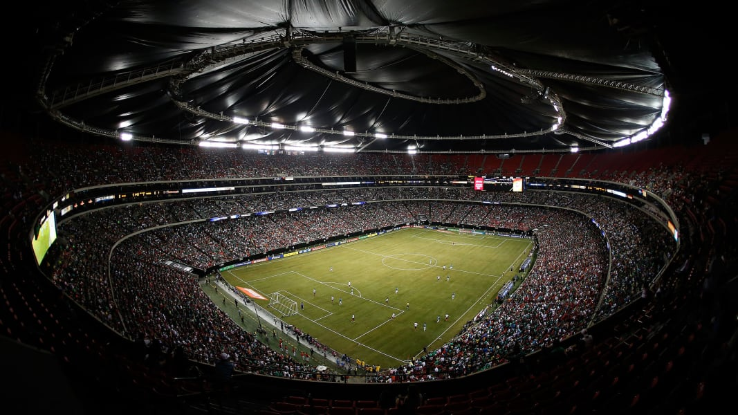 14 Georgia Dome