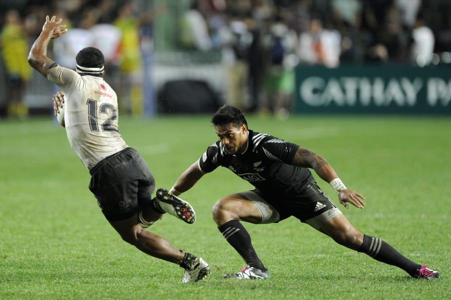 sidestep rugby sevens