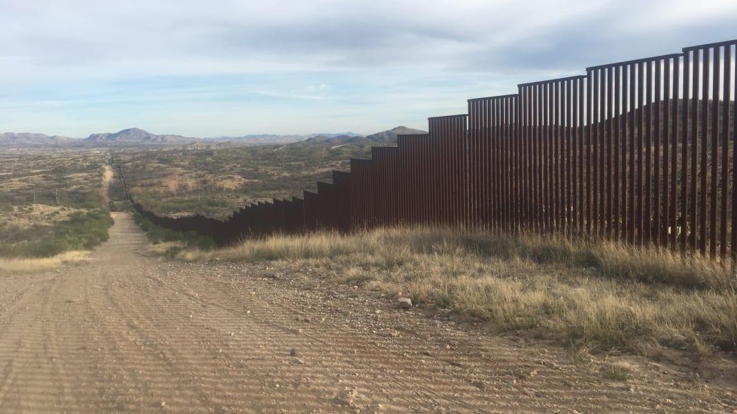 21 US Mexico Border Views