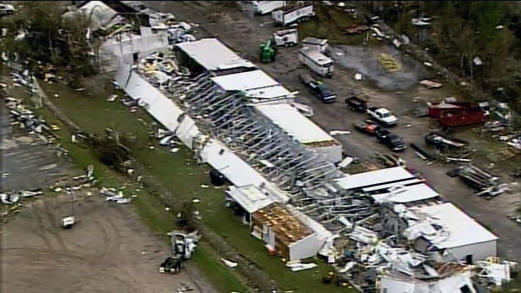 05 Georgia Albany Storm Damage