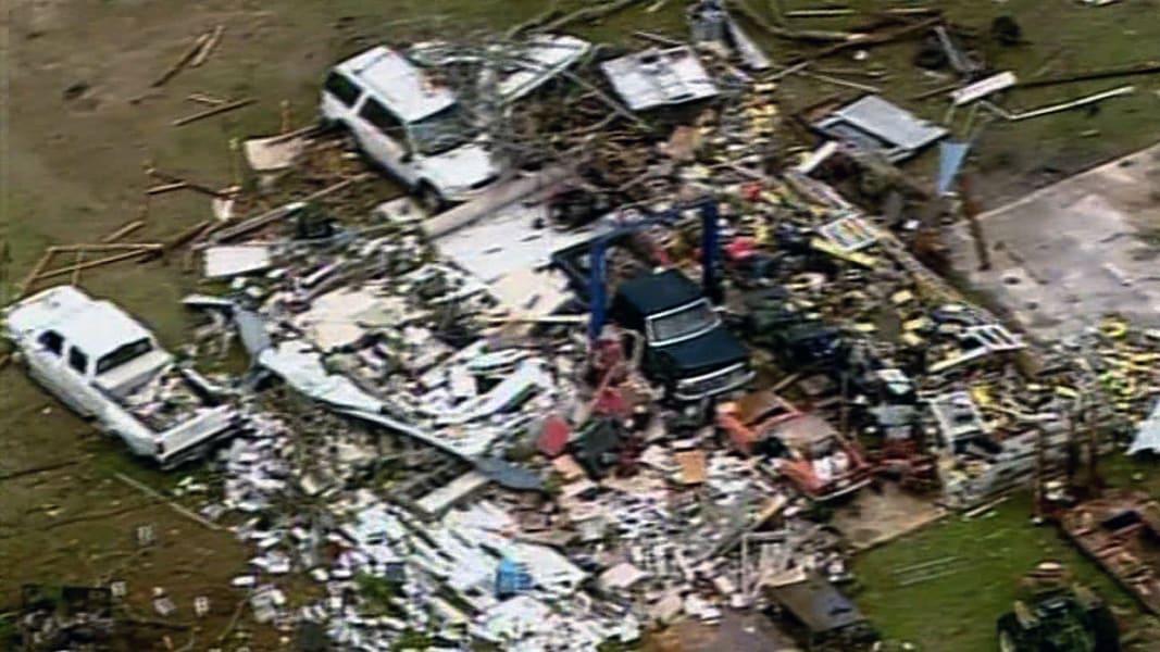 02 Georgia Albany Storm Damage