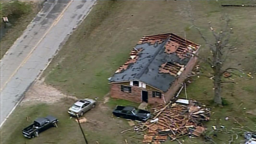 06 Georgia Albany Storm Damage
