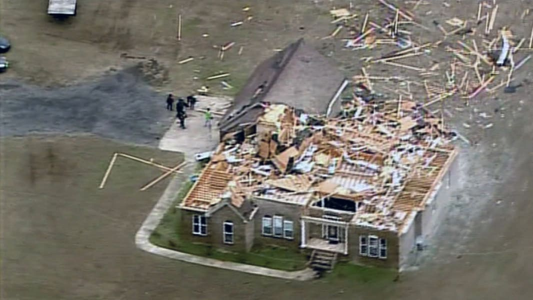 04 Georgia Albany Storm Damage