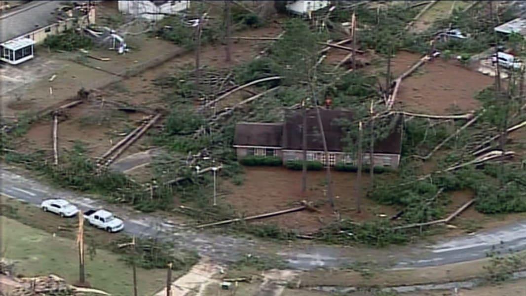 01 Georgia Albany Storm Damage