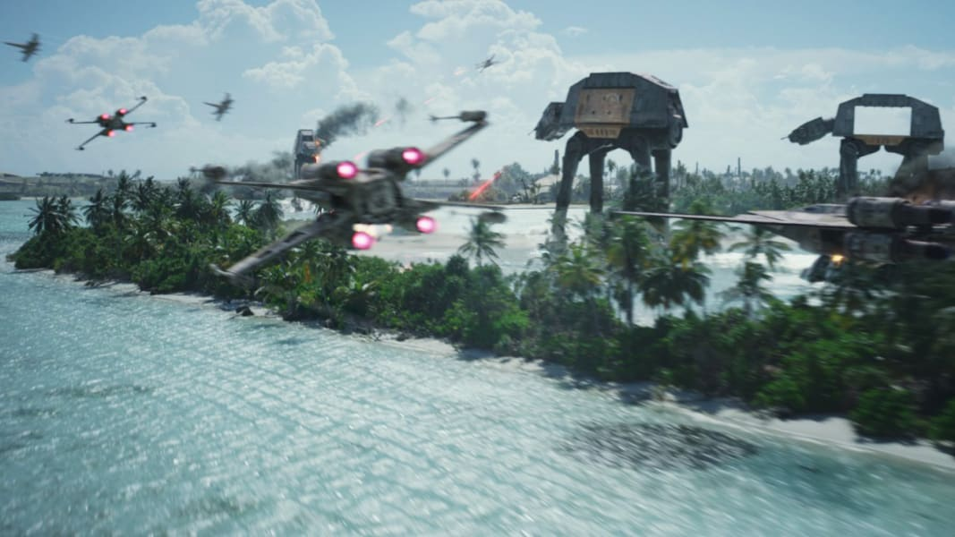 oscar nominees 2017 visual effects Rogue One Stars Story