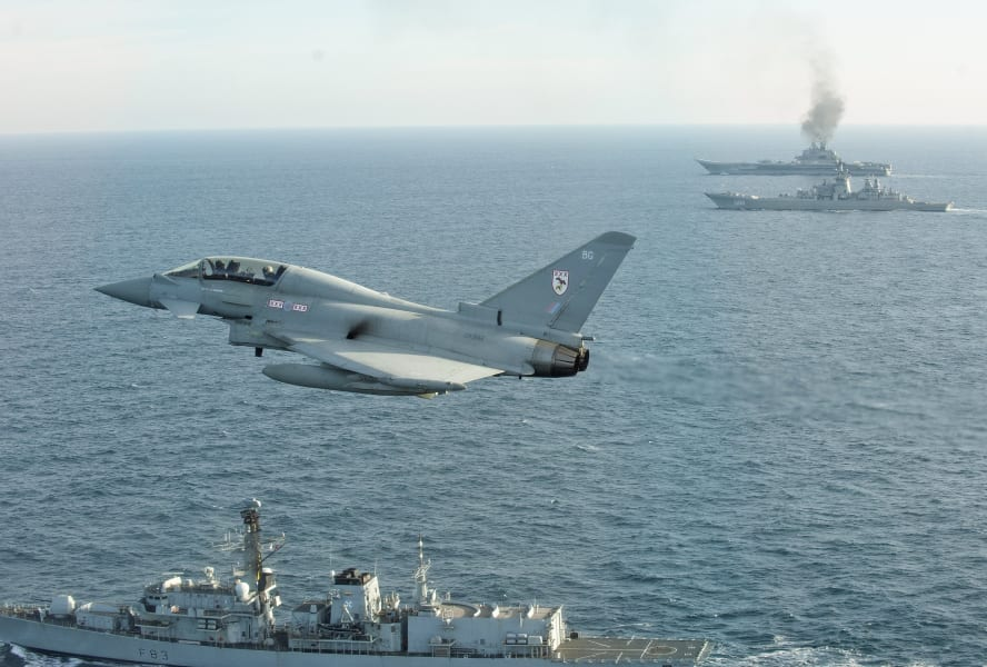 Russia UK carrier 01 25 2