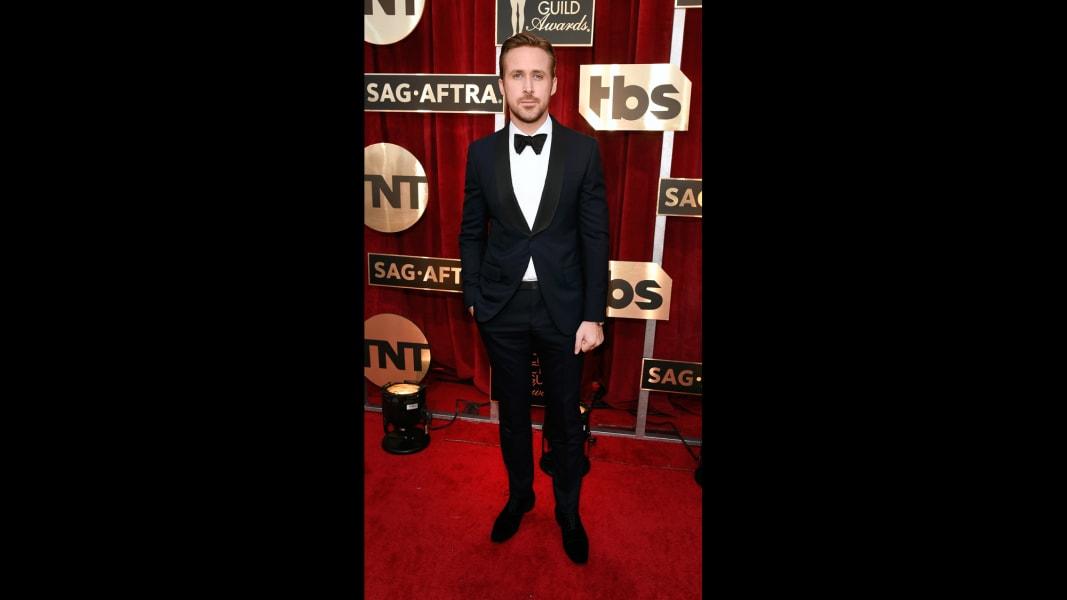20 SAG Awards red carpet