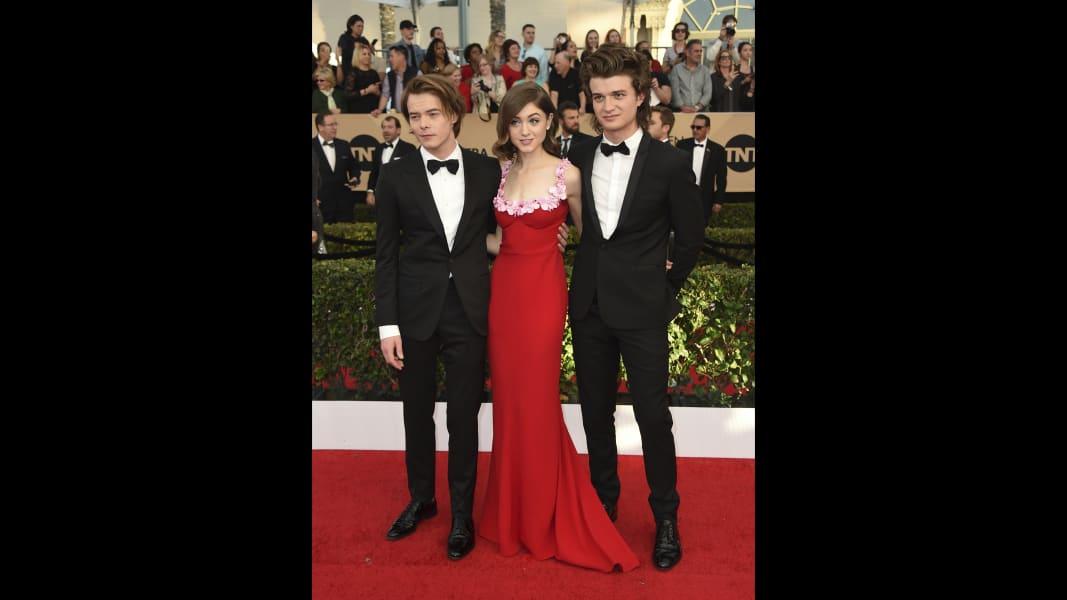 58 SAG Awards red carpet