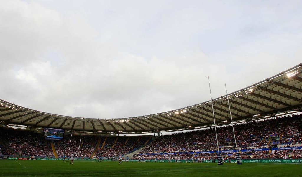 stadio olimpico six nations