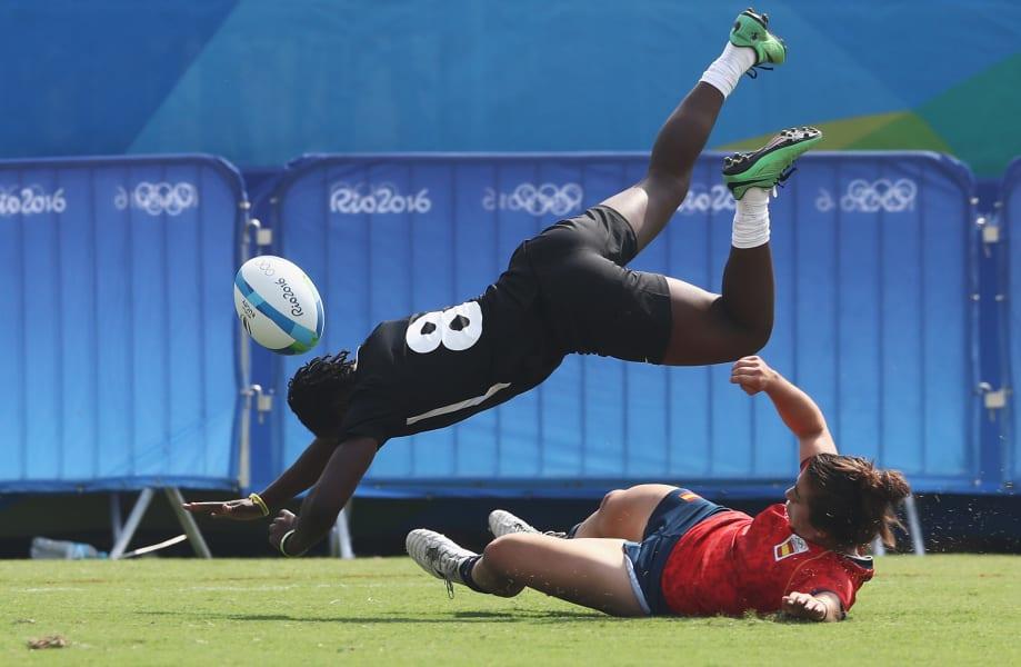 patricia garcia tackle olympics