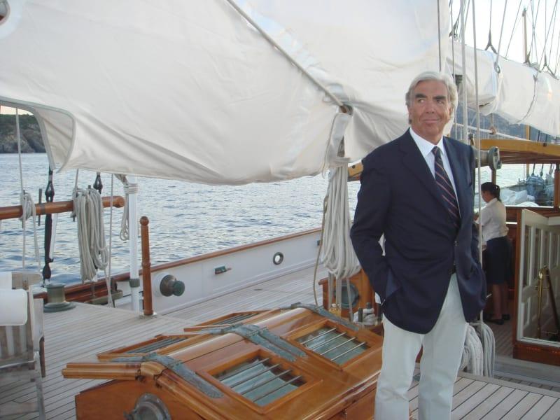 Lifetime Achievement  Boat International Media's ShowBoats Design Awards 2017