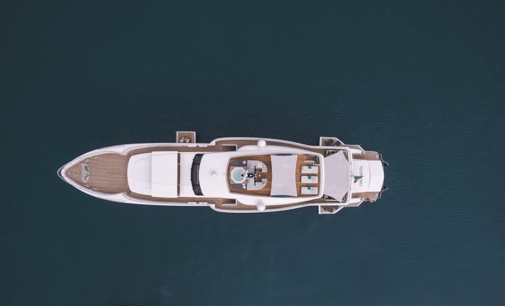 Best Exterior Design & Styling -- Motor Yacht below 48m