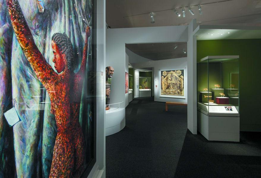 Modern African Art Gallery