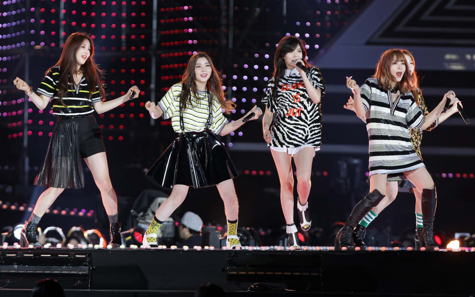K-pop's growing pains