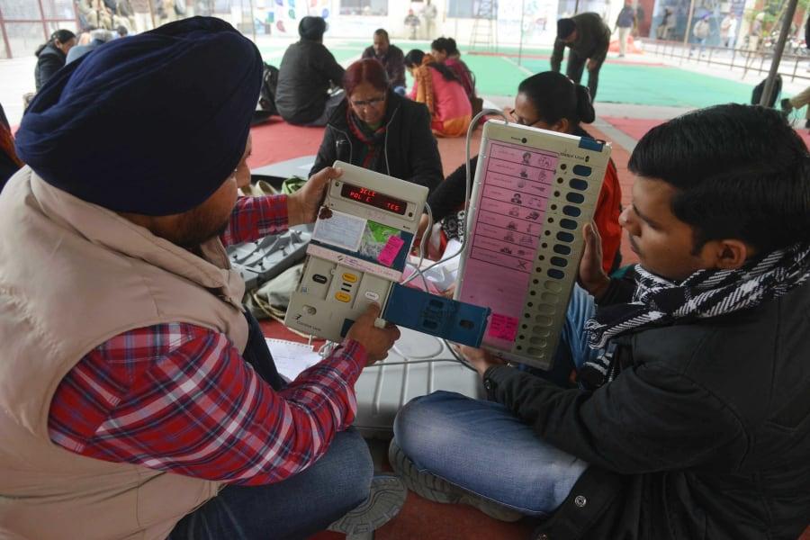 Uttar Pradesh election 7