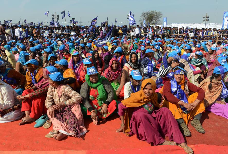 Uttar Pradesh election 9