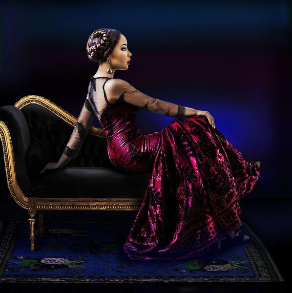 Nollywood Portraits Linda Ejiofor