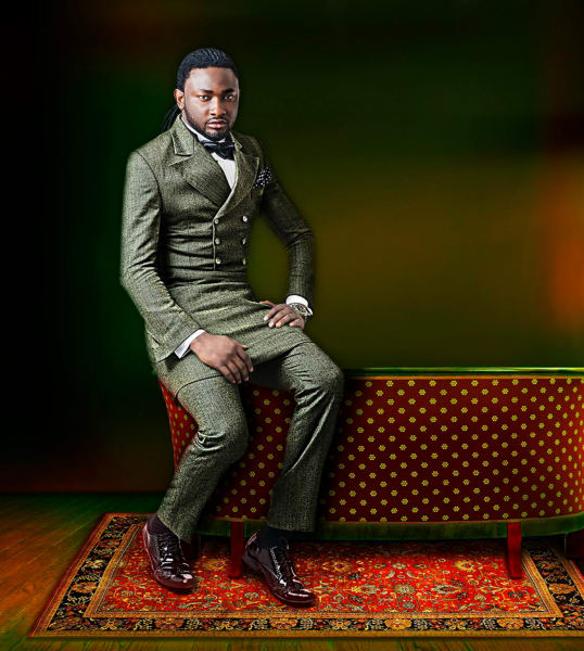 Nollywood Portraits Uti Nwachukwu