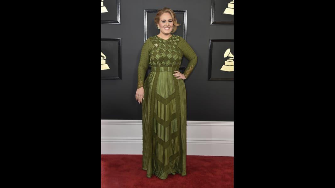 03 Grammys 2017 Red Carpet
