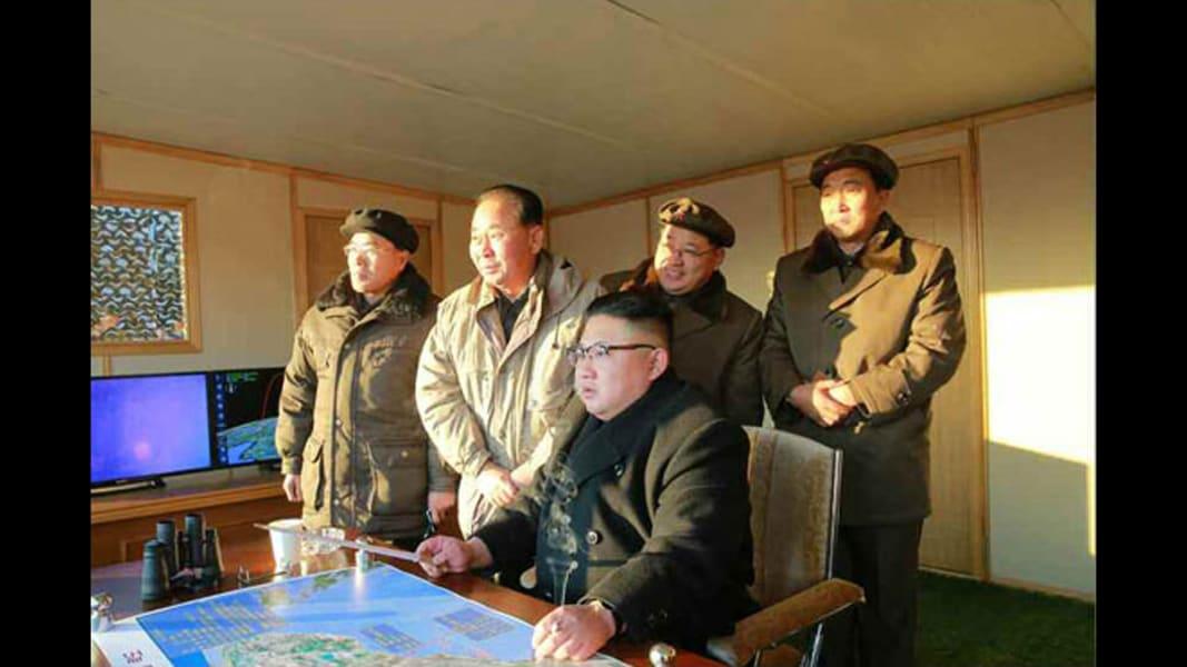 01 North Korea missile launch