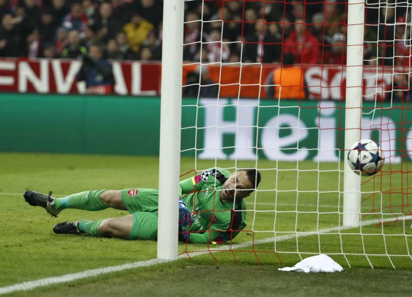 Ospina goal