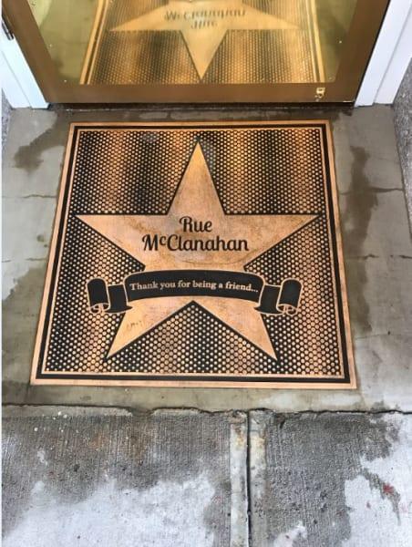 Rue McClanahan star