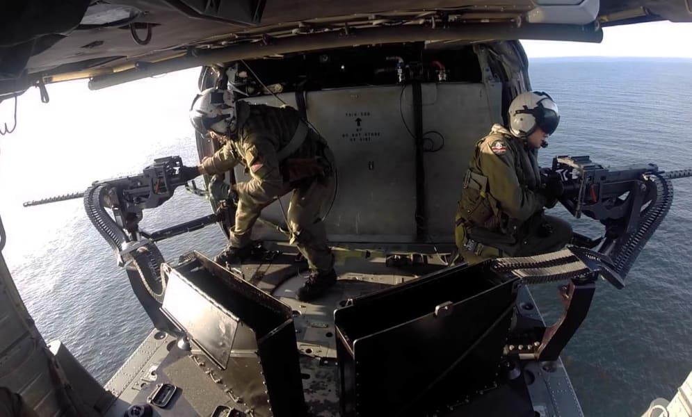 SCS Navy Sea Hawk