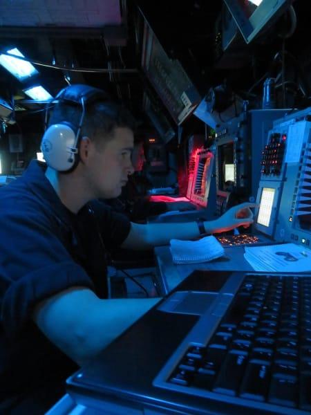 SCS USS Hopper