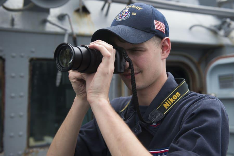 SCS USS Barry
