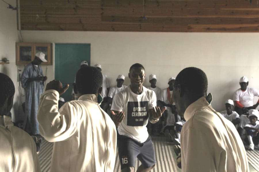 Senegal Restriced use