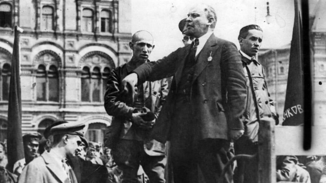 05 Russian revolution 100 years anniversary Putin